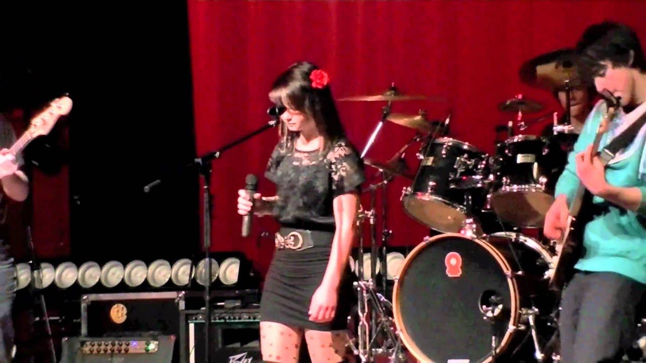 Rush Red Barchetta Cover Kaitlin Buchanan Youtube