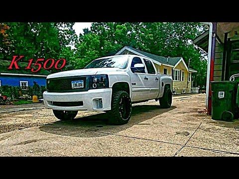 A Silverado kinda day!  My old gopro has been found!! 2012 Chevy Silverado