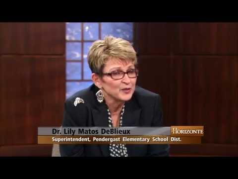 ASU School of Transborder Studies & Get to Know: Dr. Lily Matos DeBlieux