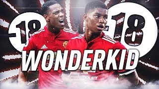 FIFA 18 | CARRIÈRE MANCHESTER UNITED : WONDERKID