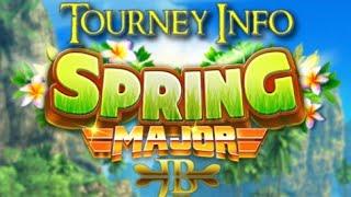 Golf Clash, Spring Major - Tourney *INFO*
