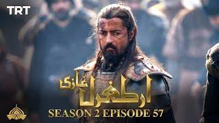 Ertugrul Ghazi Urdu  Episode 57 Season 2