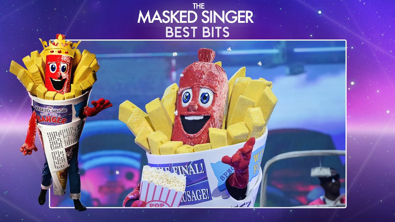 Sausage's Best Bits! 🌭 | The Masked Singer UK | Series 2 Winner
