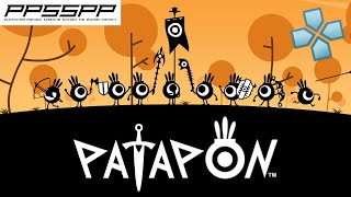 Patapon - PSP Gameplay (PPSSPP) 1080p