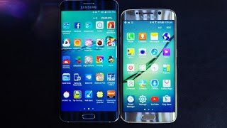 Samsung Galaxy S6 Edge vs S6 Edge Plus - Сравнение