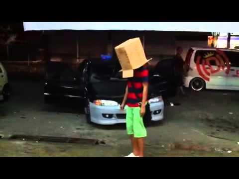 Kuching Demo Car Accessories Harlem Shake