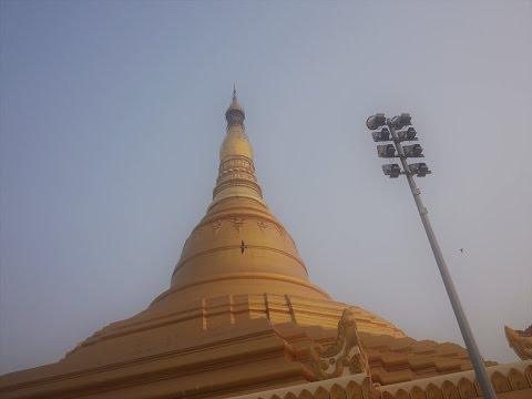 Myanmar's GHOST CAPITAL CITY - Naypyidaw