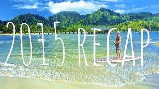 AMAZING GoPro RECAP // Kauai, Hawaii, Park City, Utah, Bryce Canyon