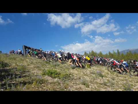 2017 Leadville Silver Rush 50 MTB Start