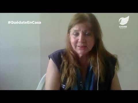 Hablemos en Casa - Episodio 22 - Dra. Maite Arteaga