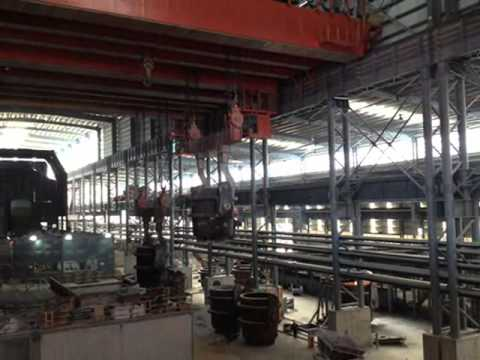 Stainless Steel Billets Production Process—TSINGSHAN STEEL