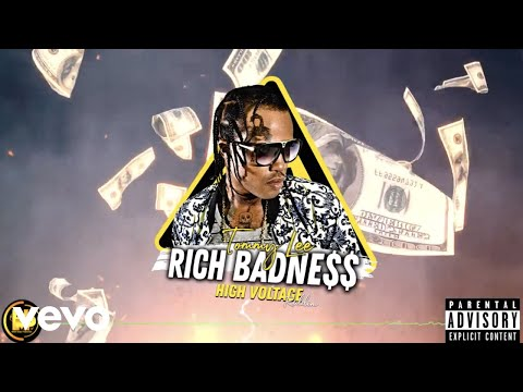 Tommy Lee Sparta - Rich Badness (Official Audio)