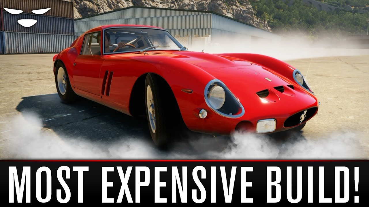 Most Expensive Car In Forza Horizon