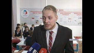 26-летний преподаватель русского языка стал учителем года в Красноярске