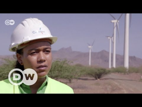 Renewable energy on the Cape Verde islands | DW English