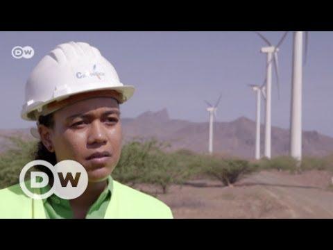 Renewable energy on the Cape Verde islands | DW English