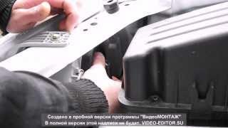 ZAZ VIDA-Chevrolet Aveo(tyning) замена штатных габаритных ламп на LED