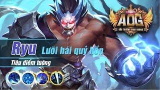 Tiêu điểm tướng Ryu - AOG Đấu Trường Vinh Quang - Game MOBA