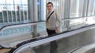 Физика в аэропорту - закон сложения скоростей.