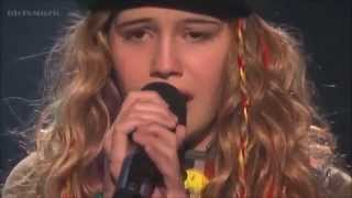 Beatrice Miller - White Flag - X Factor USA Sing Off (Thanksgiving week)