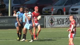 Maltese Heritage Rugby League Vs Australian Indigenous Fulltime