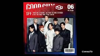 [Audio] SF9 (에스에프나인) - One Love (Japanese Ver.)