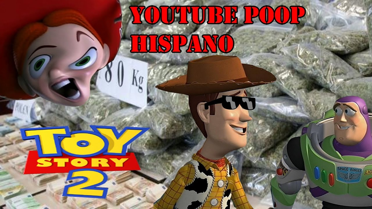 Toy Story Stool : Youtube poop hispano toy story los juguetes vuelven al