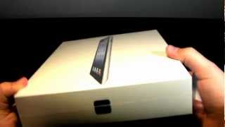 iPad 3rd Generation Unboxing
