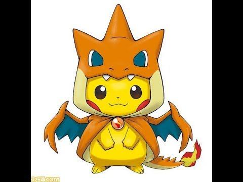 How to DIY Papercraft Pokemon GO Pikachu | Drawing TV ID