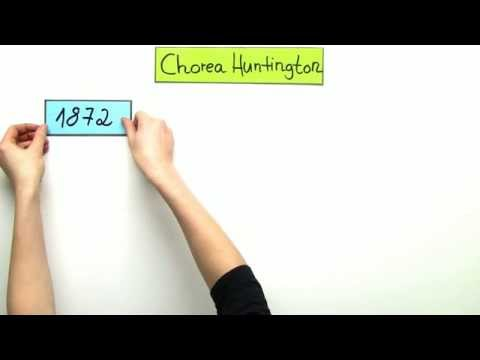 Was Ist Die Krankheit Chorea Huntington | Biologie | Genetik