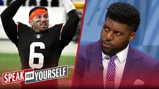 It's time for Browns to commit long-term to Baker Mayfield — Acho | NFL | SPEAK FOR YOURSELF