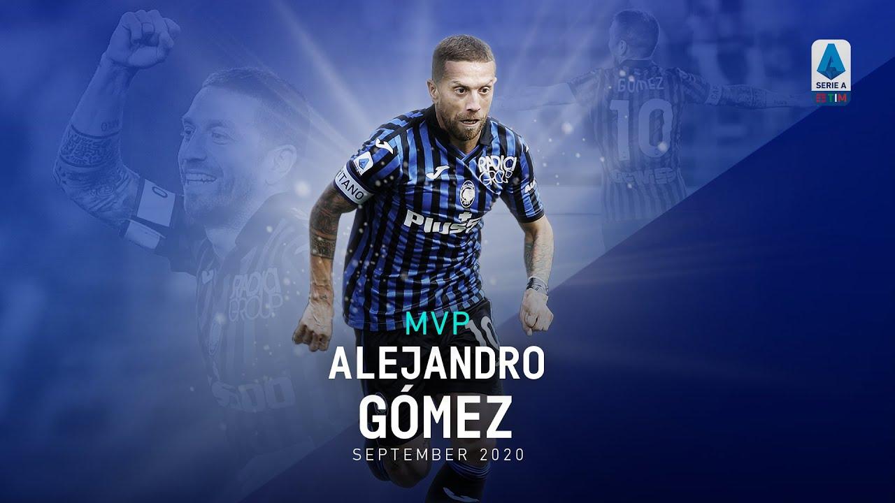 MVP | Alejandro Darío Gómez | September 2020 | Serie A TIM