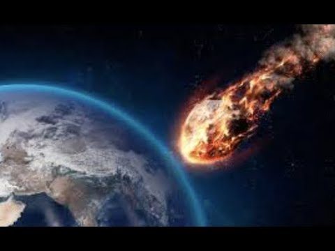 """BREAKING """"New Asteroid To Near Miss Earth Today"""""""