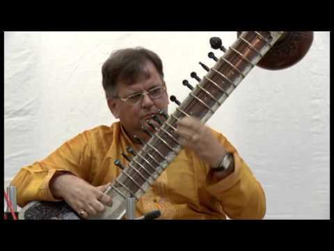 Ghei Chhand From Katyar Kaljat Ghusli On Sitar By Shri Chandrashekhar Phanse