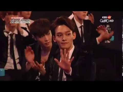 720p Full 150128 KBS W 4ht Gaonchart KPOP Awards Part 2
