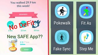 Autowalk SAFELY without DeFit in Pokemon Go | How to Autowalk in Pokemon Go