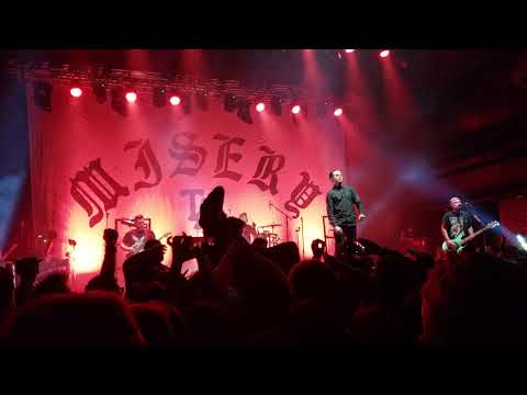 The Amity Affliction - Open Letter (Live) Misery Will Find You Tour 2019