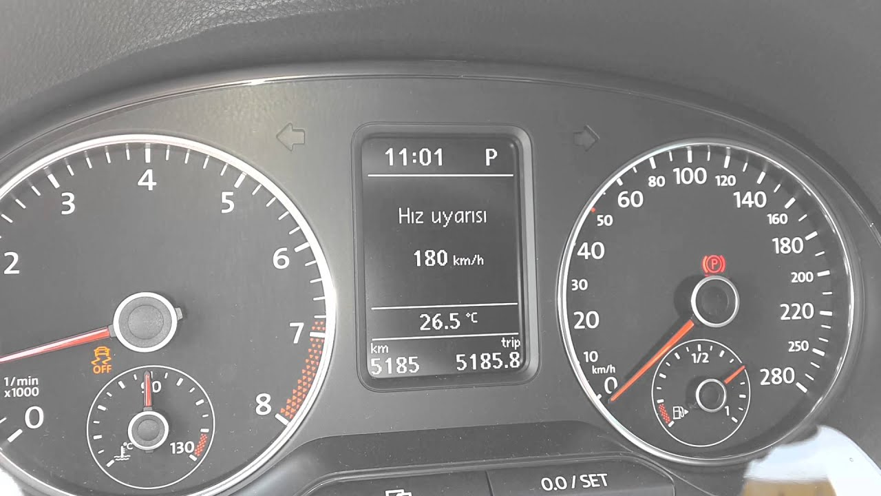polo gti yakıt tasarrufu - youtube