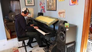 "Steven Wilson ""Happiness III"" Solo Piano"