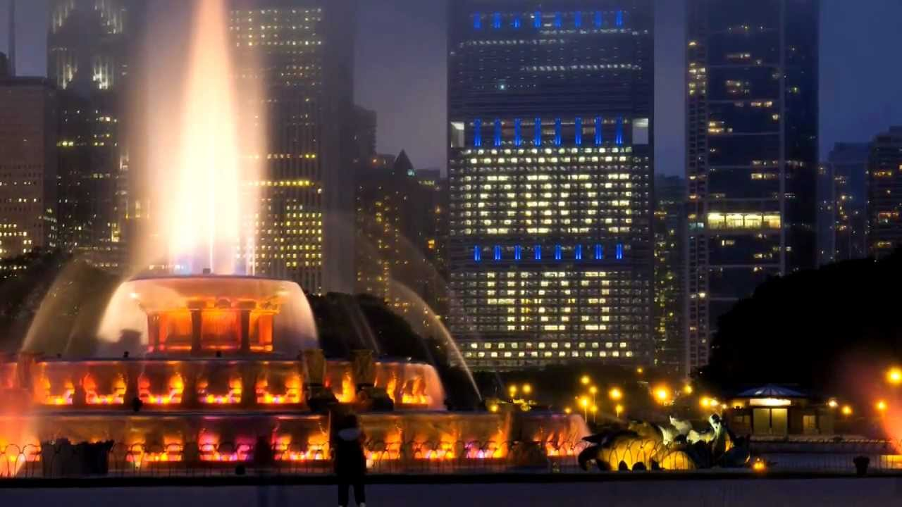 Blue Cross and Blue Shield of Illinois - Building Lights: How'd they do it?