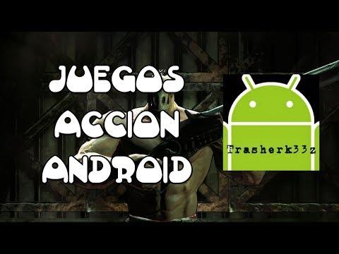 Top 5 : Mejores Juegos de Pelea Para Android HD