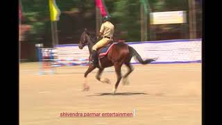 indian super cop   police   horse riding