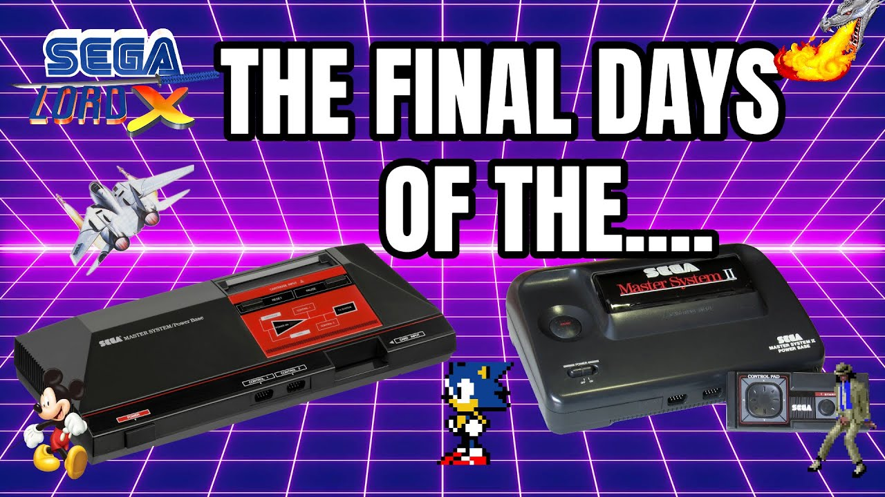 The Final Days of the Sega Master System