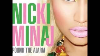 Nikki Minaj Pound The Alarm Liam Keegan Remix 12'' Vinyl Thumbnail