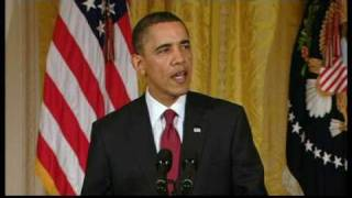 Obama warns of military action against Gaddafi