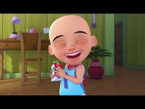 Upin & Ipin Musim 12 - Untuk Prestasi Full Episode | Upin Ipin Terbaru