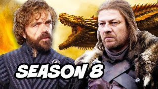 Game Of Thrones Season 8 Tyrion and Ned Stark Special Episode News Explained
