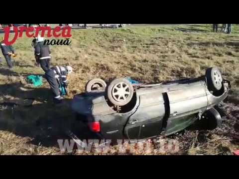 Download Scene traumatizante la Rosiesti! O victima a decedat iar alta a fost transportata la Iasi!
