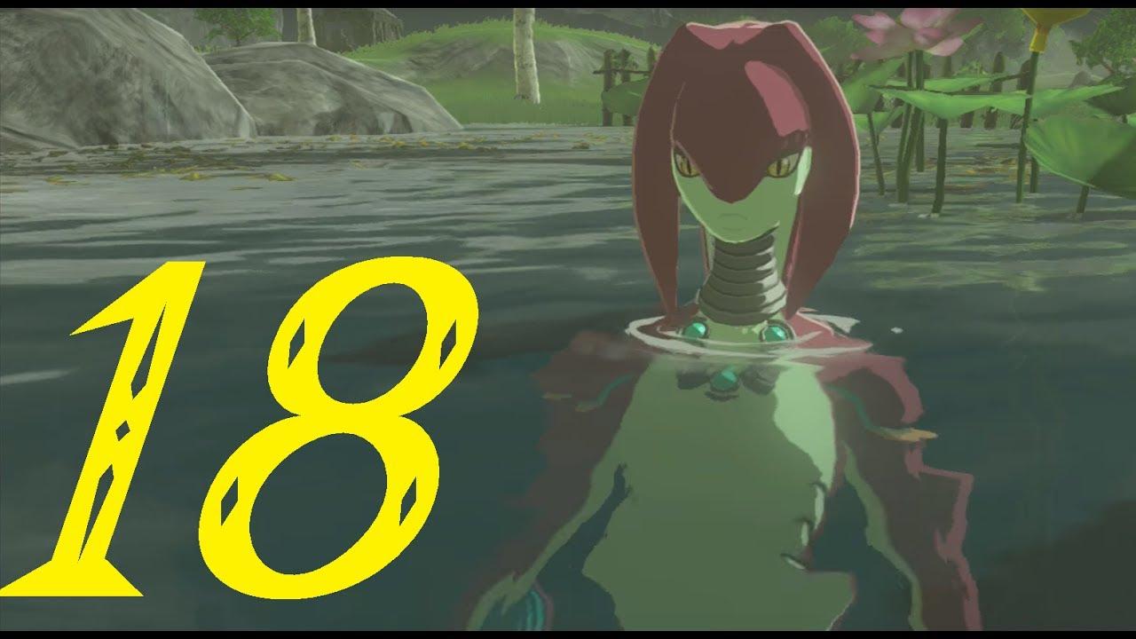 Leaping into Lanayru | Zelda: Breath of the Wild 100% Walkthrough