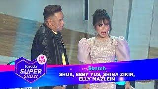 Sketch - Shuk, Ebby Yus, Shiha Zikir, Elly Mazlein | #MYLazada1111